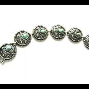 Sarah Coventry Indian treasure bracelet